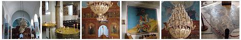 Igreja Ortodoxa de São Jorge - Madaba (Jordânia)