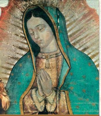 """""""Virgem de Guadalupe"""""""