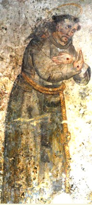 S. Francisco de Assis - Convento de Santa Cruz (Capuchos) Serra de Sintra