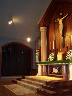Chapel  of Servants of the Holy Family