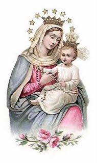 Bendito o Rosário da Virgem Maria!