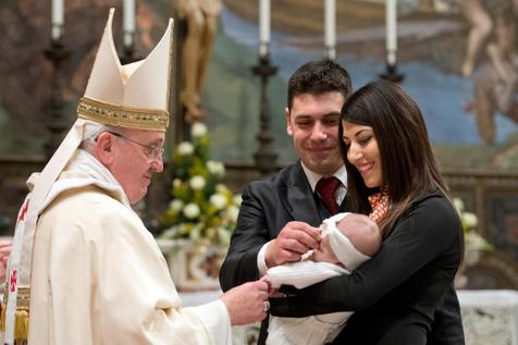 Cerimônia aconteceu na capela Sistina, no Vaticano (Foto: Agência ANSA Brasil)