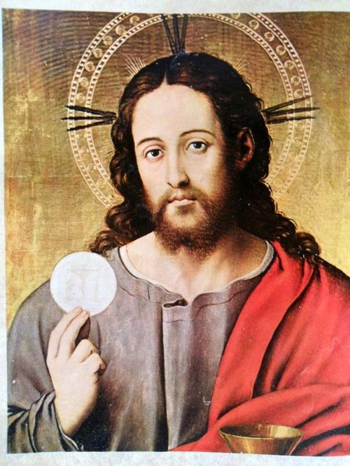 Cristo-Eucaristia